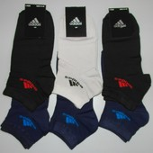 Носки мужские спортивные за 6 пар  41-44 размер