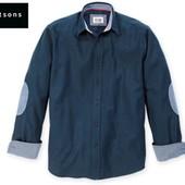 L(52/54) Watsons мужская рубашка, фланель