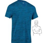 Мужская футболка зауженного покроя для спорта и дома Domyos код 8394236 Оригинал ЄС