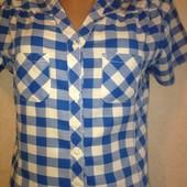 блуза 100% хлопок Here There Германия