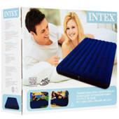 Надувной матрас Intex 68759 размер 203*152*22