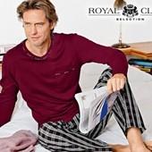 Пижамные домашние штаны Royal Class Германия поп 43 56