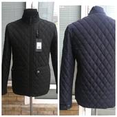Мужская весенняя стёганая куртка 46-56 размер