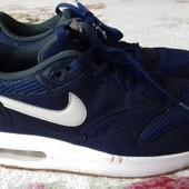 Кроссовки Nike Air Max (оригинал). Размер 42 (стелька 27,5 см).