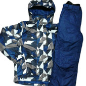 Комплект  термо: куртка и комбинезон. Германия 3 расцветки