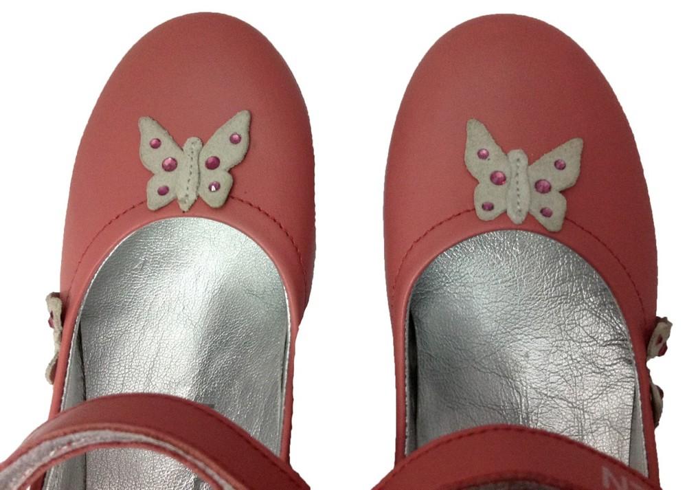 Туфельки на девочку турецкой фирмы минимен 26 - 30р фото №10