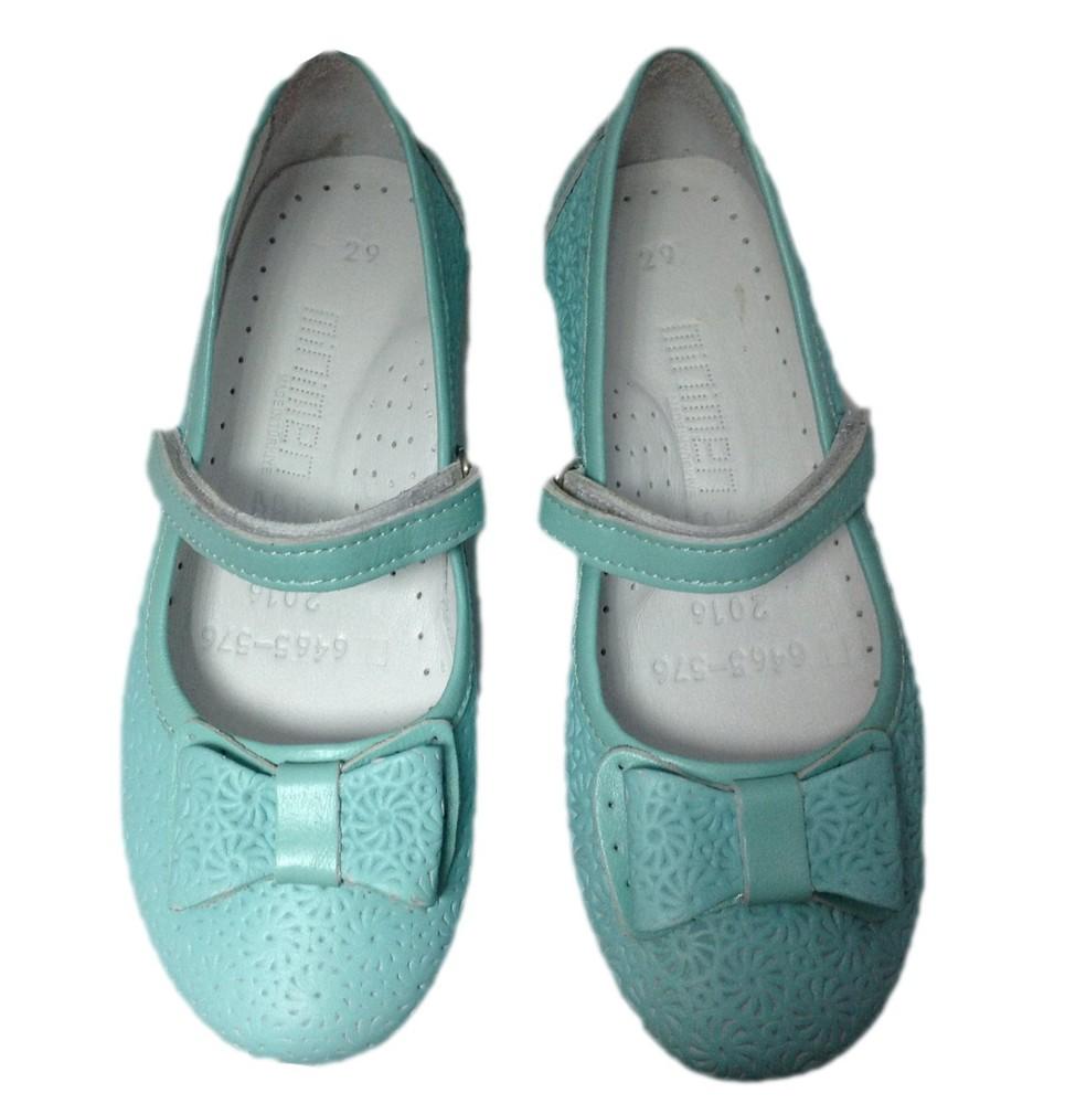 Туфельки на девочку турецкой фирмы минимен 26 - 30р фото №4