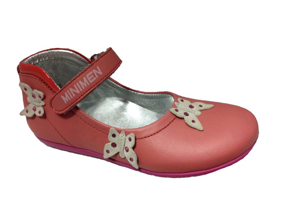 Туфельки на девочку турецкой фирмы минимен 26 - 30р фото №6