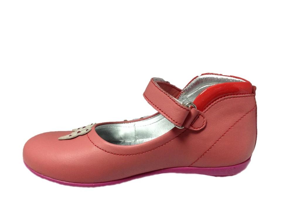 Туфельки на девочку турецкой фирмы минимен 26 - 30р фото №7