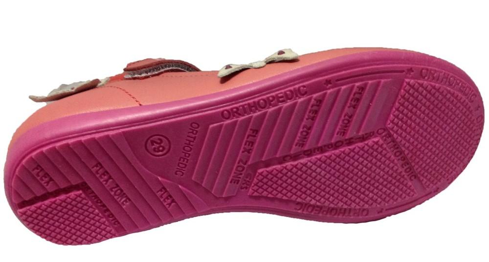 Туфельки на девочку турецкой фирмы минимен 26 - 30р фото №8