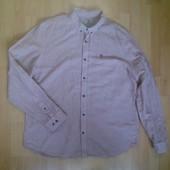 Фирменная рубашка с длинным рукавом XXL