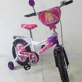 Велосипед Tilly Балеринка 16 T-21629