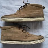 Docksteps (41,5) замшевые ботинки мужские