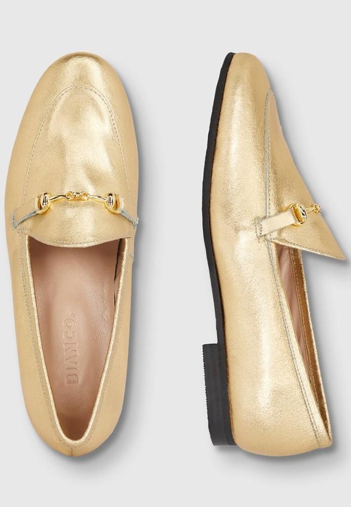 Туфли-лоферы bianco оригинал. натуральная кожа. 36-41 фото №1