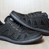 Кроссовки-сетка комфортные и прошитые (С-15ч)