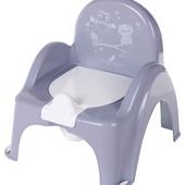Горшок-кресло Tega, высокая спинка!