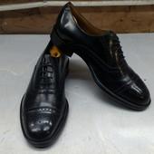 Туфли броги Loake р-р. 43-й (28 см) Англия