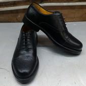 Туфли оксфорды Gordon  & Bras р-р. 43-й (28.1 см)