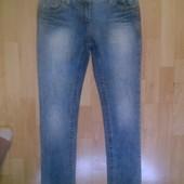 Фирменные джинсы L