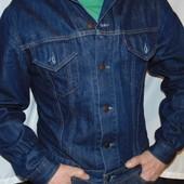 Брендовая стильная джинсовая курточка пиджак Levi's (Левис).м-л .