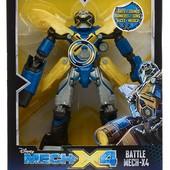 """Робот Mech-X4 10"""" Battle Robot Feature figure"""