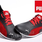 Кроссовки Puma Air Jump Black Red