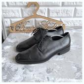 Мужские кожаные туфли дерби Lloyd рр 39