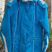 Мембранная куртка- ветровка. Human Nature, р. XL.