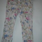 Фирменные Next стильные джинсы скини девочке 4 лет идеал