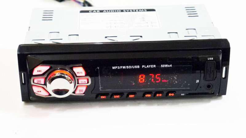 Автомагнитола USB MP3 фото №1