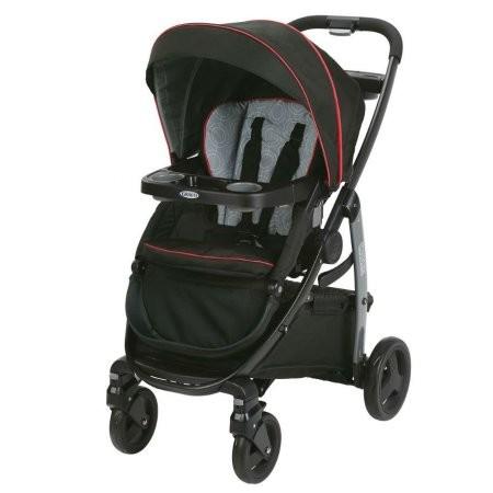 Новая прогулочная коляска для одного ребенка graco modes stroller,  solar фото №1