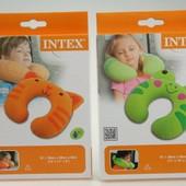 Детская надувная подушка-подголовник 68678 (28-30-8 см)