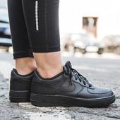 Кроссовки крипперы кожа Nike ор-л (35,5