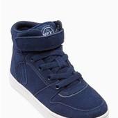 Сникерсы ботинки Next кожа (35,5)