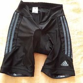 Вело шорты фирменные Adidas response р.48 S