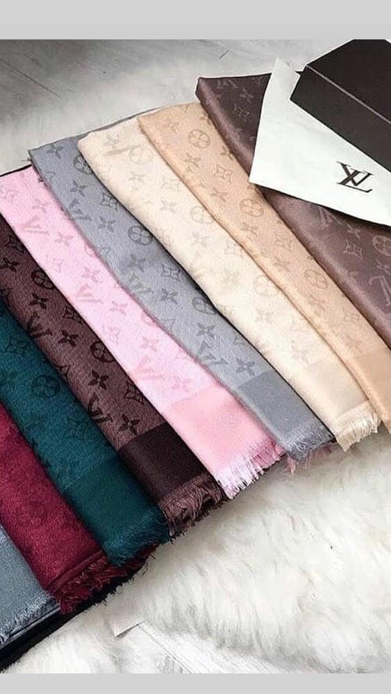 Брендовые женские шарфы louis vuitton,цена от 350грн. фото №1