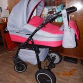 Позитивчик! Adamex Enduro, 2в1, коляска для лучшего!