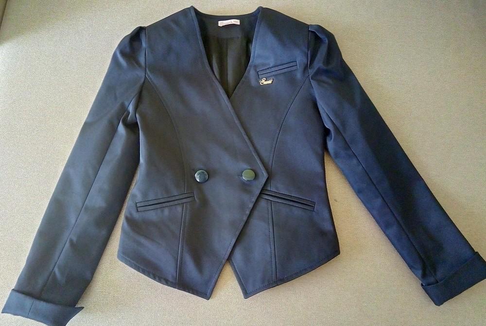 Школьный пиджак фото №1