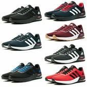 Кроссовки Adidas Galaxy, р. 41-45, код kv-12291