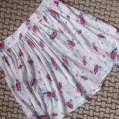Невесомая летняя юбка