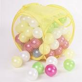 Набор шариков перл. 80 шт. орион 467 в.6