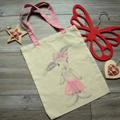 Сумка сумочка с зайкой для девочки YD