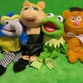 Маппет шоу.мягкая игрушка.мягка іграшка.перчатка.кукольный театр.Disney