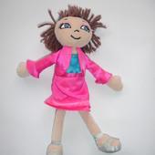Мягкая кукла высота 22 см в идеале
