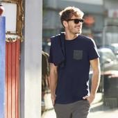 Стильная мужская футболка XL 56-58 евро Livergy Германия