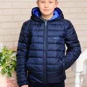 Демисезонные курточки для мальчиков 146-170рр.