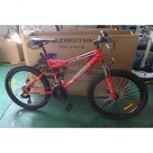Азимут Рейс 24-26 Azimut Race GD горный спортивный подростковый велосипед