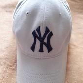 Фирменная бейсболка New York р.56-58