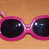 Фирменные очки для девочки 2-3 года