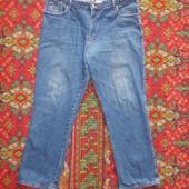 джинсы большие. фирменные.100% котон.